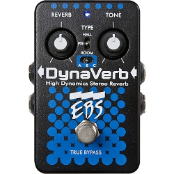 EBS DynaVerb Reverb