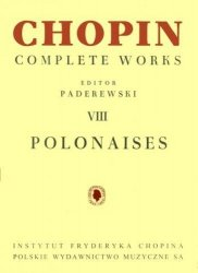 PWM Chopin complete works - trzy polonezy