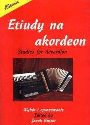 ABSONIC  Etiudy na akordeon