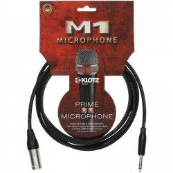 Klotz M1MS1K0200 kabel mikrofonowy 2m xlr-jack