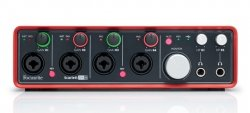 FOCUSRITE Scarlett 18i8 interfejs audio