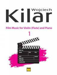 KILAR FILM MUSIC FOR VIOLIN FLUTE AND PIANO 1 wyd. PWM aut. W. KILAR