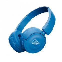 JBL T450BT Niebieskie Słuchawki nauszne Bluetooth