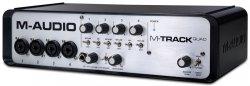 M-AUDIO M-TRACK QUAD Interface