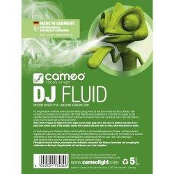 Cameo DJ Fluid 5L Płyn do wytwarzania dymu
