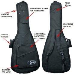 Ever Play 613C BK 4/4 Pokrowiec na gitarę klasyczną 4/4