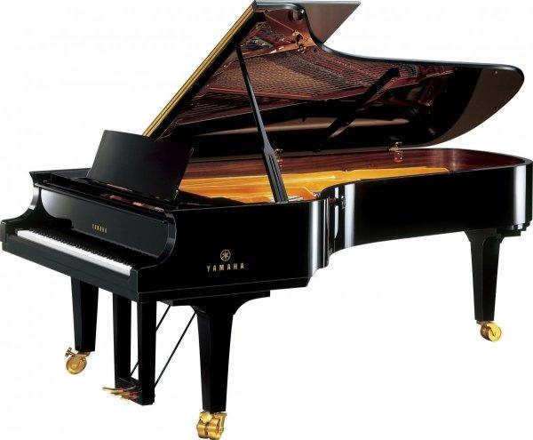 Yamaha CFX PE fortepian koncertowy