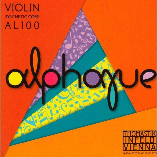 Thomastik Alphayue AL100 struny do skrzypiec 4/4