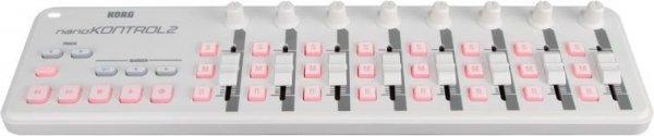 Korg nanoKONTROL 2 WH kontroler
