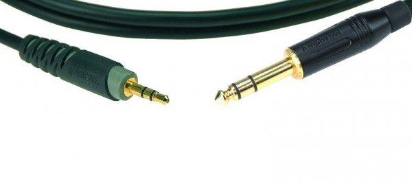 Klotz AS-MJ0090 kabel TRS / mini TRS 0,9m