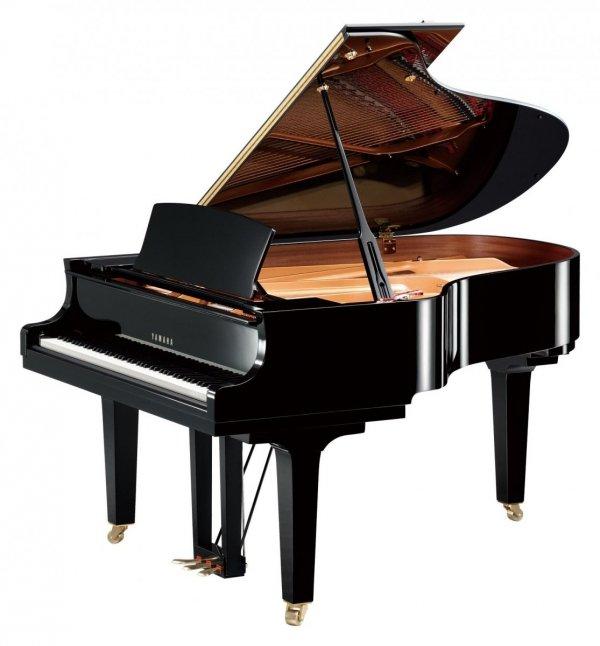 Yamaha C3X PE fortepian akustyczny