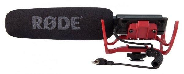RODE VIDEOMIC RYCOTE mikrofon do kamery
