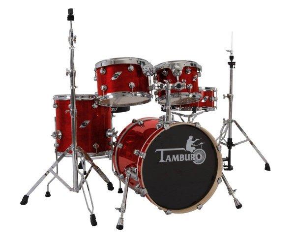 Tamburo FORMULA18CG - akustyczny zestaw perkusyjny