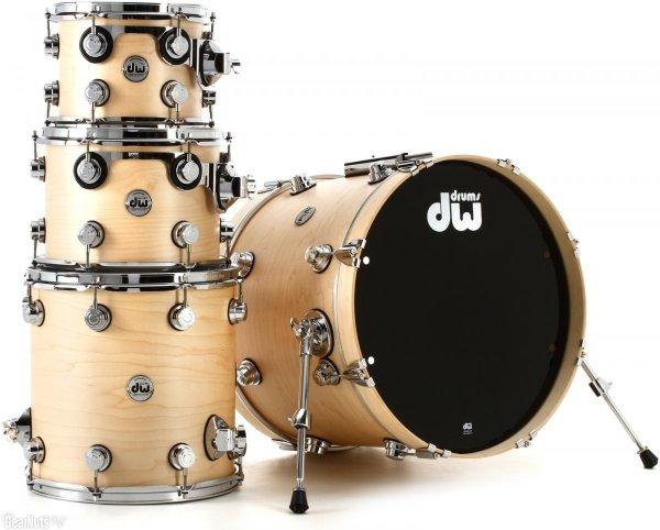 DW Collector's shell set Oak perkusja