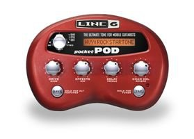 LINE 6 Pocket Pod procesor gitarowy