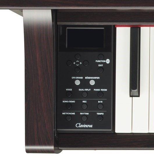 Yamaha CLP-645 R Clavinova Rosewood pianino