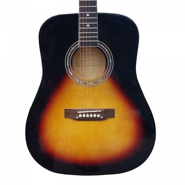 Explorer WG-1 SB gitara akustyczna sunburst