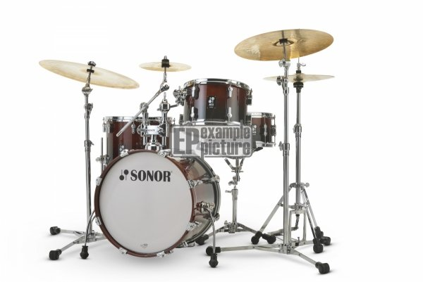 SONOR AQ2 Stage Set WM Brown Fade 22,10,12,16+14 shell