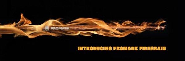 ProMark Hickory 2B Firegrain - TX2BWFG