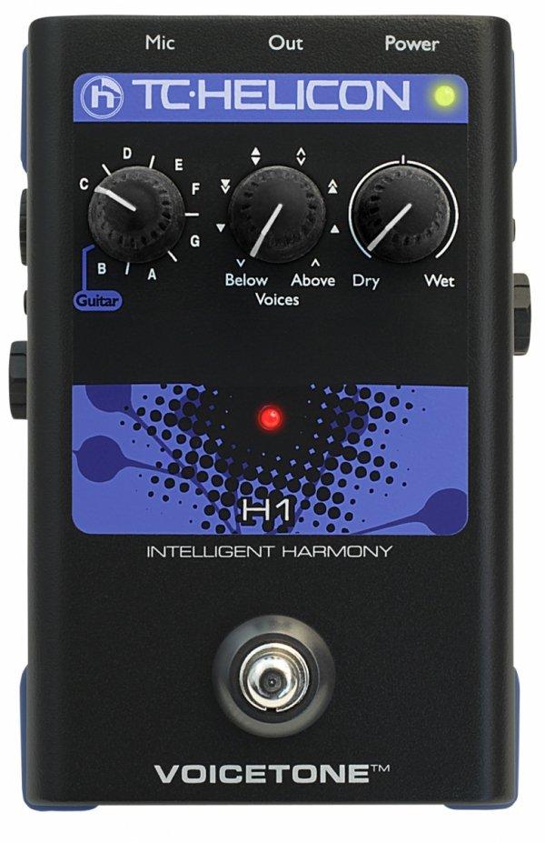 TC Helicon VoiceTone H1