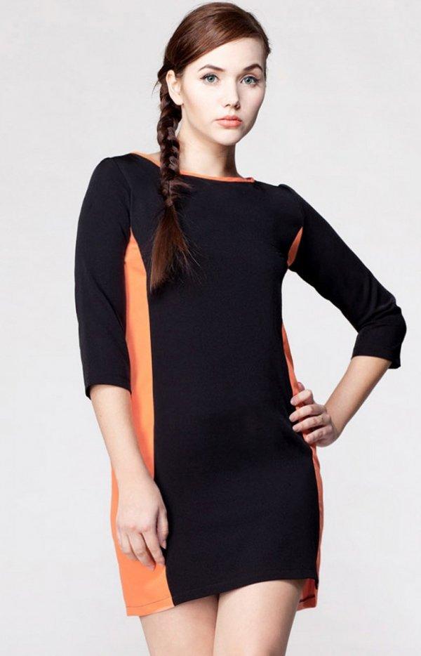 Awama 5838 Slim sukienka