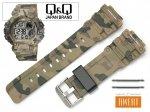 Q&Q M144-005 oryginalny pasek 20 mm