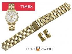 TIMEX T2P058 oryginalna bransoleta 18 mm