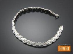 ALVOR srebrna bransoletka 19,5 cm