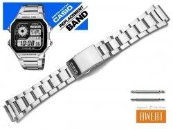 CASIO AE-1200WHD AE-1200WH oryginalna bransoleta 18 mm