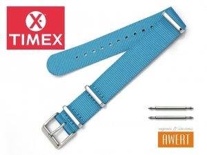TIMEX TW7C07400 oryginalny pasek 18 mm