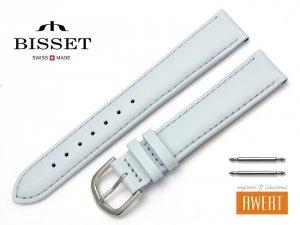 BISSET 18 mm pasek skórzany BS112