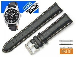 CASIO BEM-116L-1A oryginalny pasek 20 mm