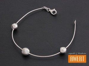 DABBA srebrna bransoletka 19,5 cm