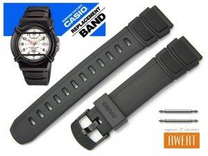 CASIO HDA-600 HDA-600B oryginalny pasek 18 mm