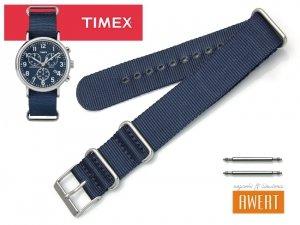 TIMEX TW2P71300 oryginalny pasek 20 mm