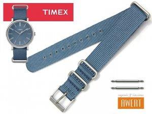 TIMEX TW2P88700 oryginalny pasek 18 mm