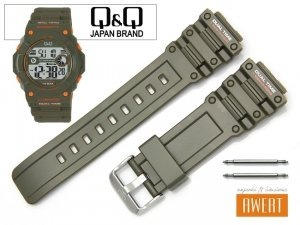 Q&Q M140-003 oryginalny pasek 20 mm