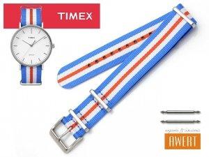 TIMEX TW2P91100 oryginalny pasek 20 mm