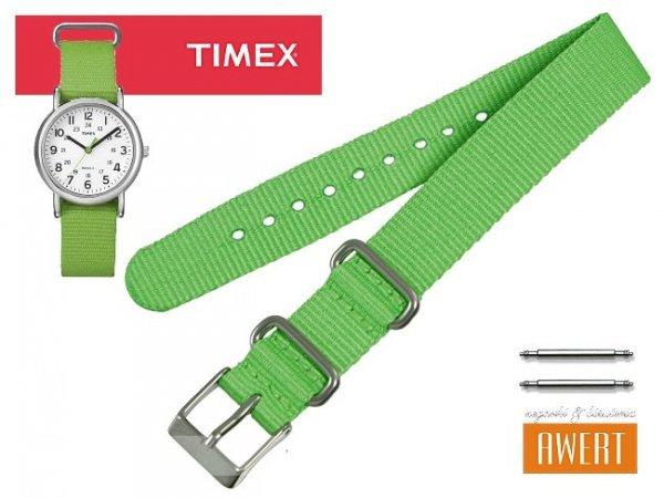 TIMEX P2N835 T2N835 oryginalny pasek 16mm
