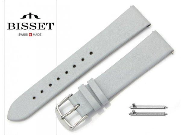 BISSET 18 mm pasek skórzany BS145