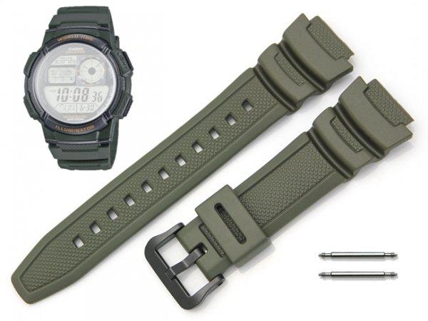 CASIO AE-1000W-3A oryginalny pasek 18 mm 10515875