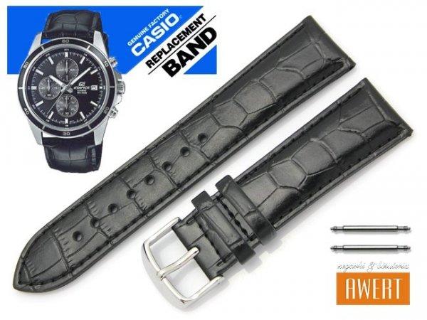 CASIO EFR-526L-1A oryginalny pasek 22 mm 10441947