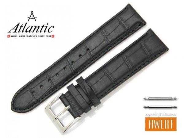 ATLANTIC 21 mm pasek skórzany L397.01.21S