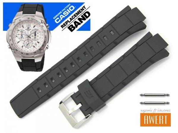 CASIO EF-529-1A EF-529-7A EF-529DCSP-1A oryginalny pasek 13 mm