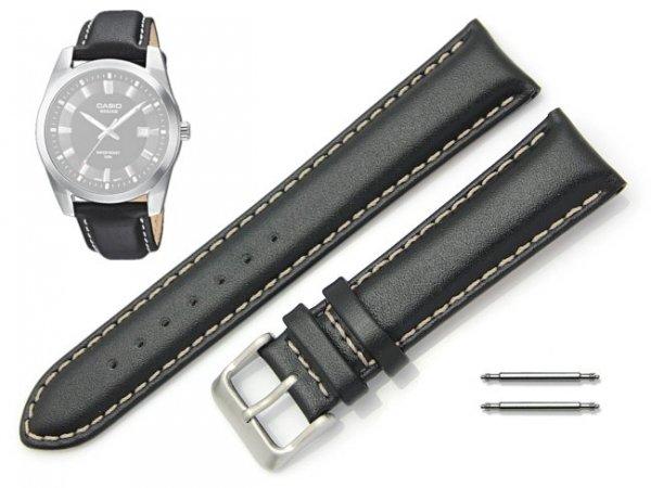 CASIO BEM-116L-1A oryginalny pasek 20 mm 10289319