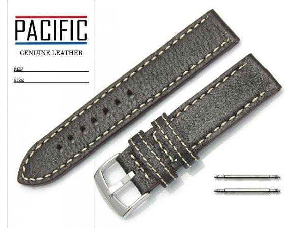 PACIFIC pasek skórzany do zegarka W22