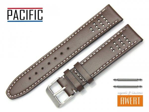PACIFIC pasek skórzany do zegarka W28