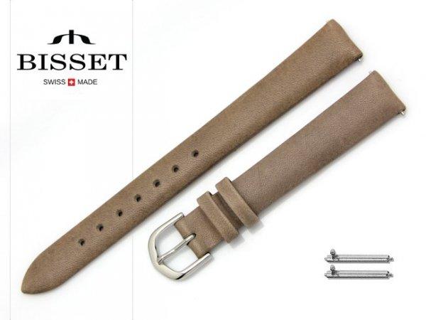 BISSET 14 mm pasek skórzany BS212