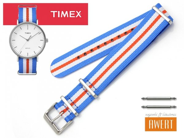 TIMEX PW2P91100 TW2P91100 oryginalny pasek 20mm