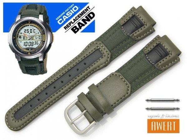 CASIO AQ-100WB-3BV oryginalny pasek 17 mm 10216841